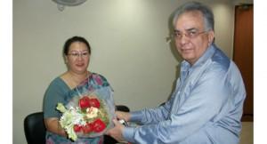 WHO Fellowship Training – Sept 2011