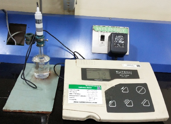 Correct Handling and Care of pH meter
