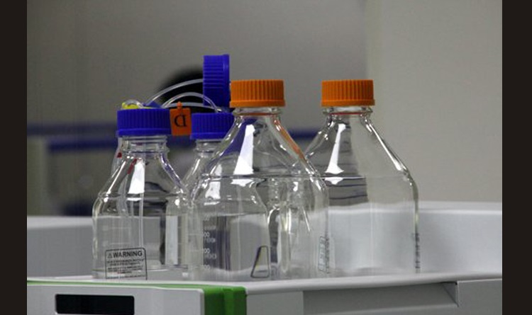 Considerations for Mixing of HPLC Mobile Phase Solvents Off-line