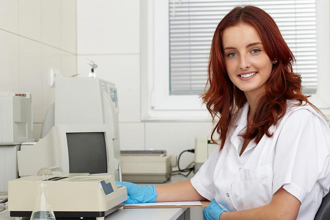 What Precautions should be taken for correct weighing of Laboratory Samples?
