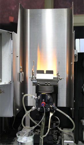 Comparison between Single Beam and Double Beam Atomic Absorption Spectrometer Systems