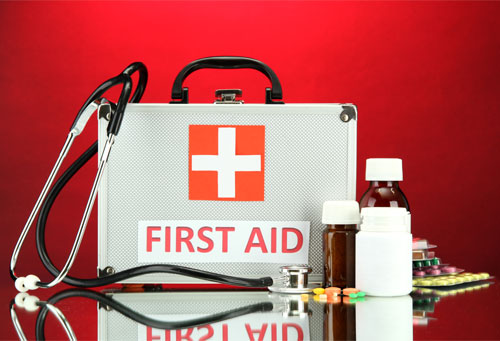 Essentials of Laboratory First Aid