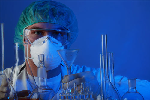 Safe Practices for Handling Laboratory Glassware