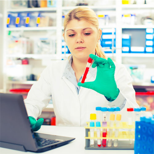 Laboratory Test Sample Storage and Disposal