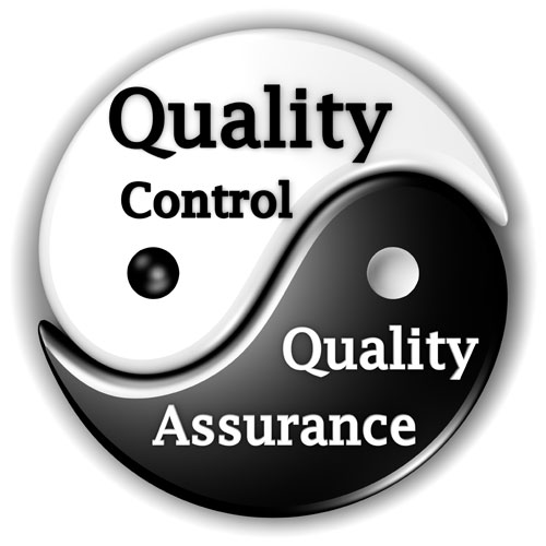 Understand the difference between Quality Assurance and Quality Control