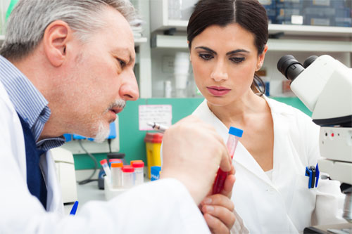 Why is physical examination of samples important prior to analysis?
