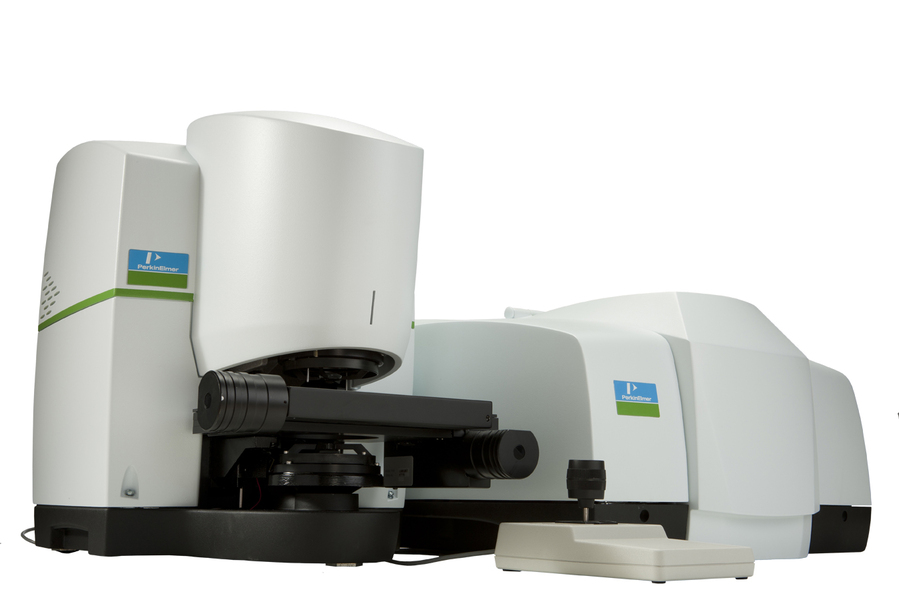 FT – IR Imaging – a new dimension of FT-IR Spectroscopy