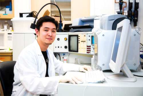 Which is the best option for laboratory data backup?