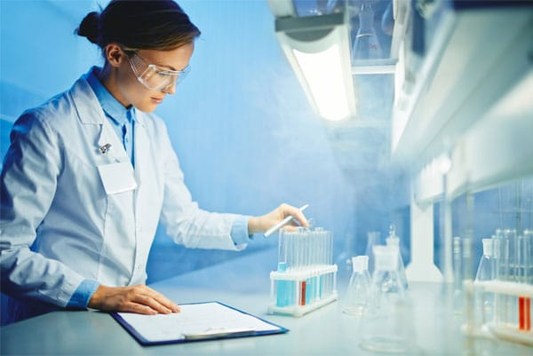 Replicate determinations in Chemical Analysis