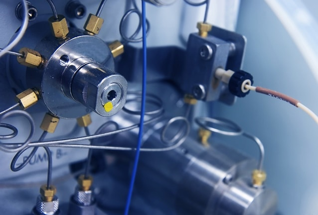 Each instrument component contributes to high reliability of results