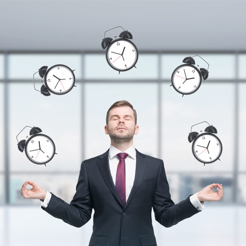 Time management is both an art and a skill
