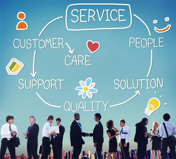 Systematic evaluation and analysis of customer feedback information
