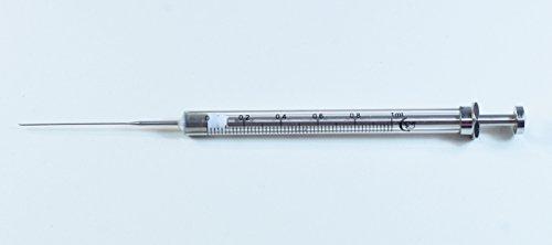 Gas tight Chromatographic syringe