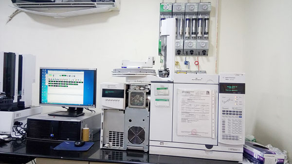 Sophisticated Laboratory Instrument