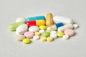 Range of pharmaceutical dosage forms