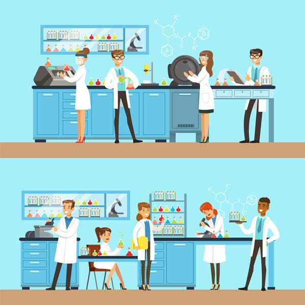 Handling and disposal of toxic laboratory chemicals