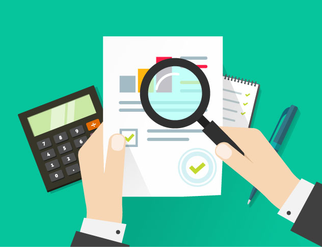 Data Scrutiny is important before reporting