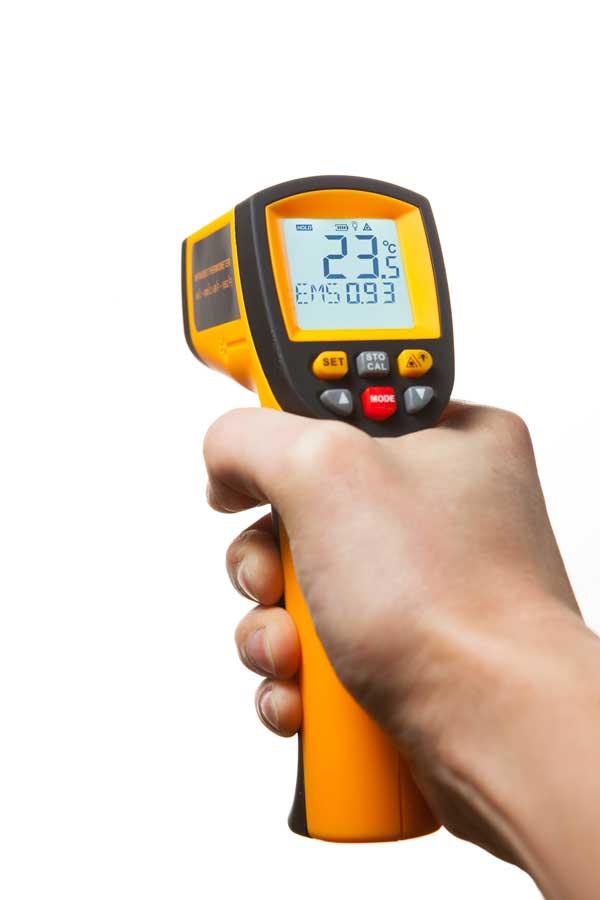Laboratories temperature