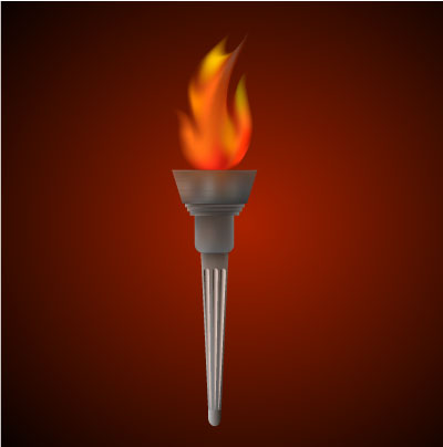 Flame torch