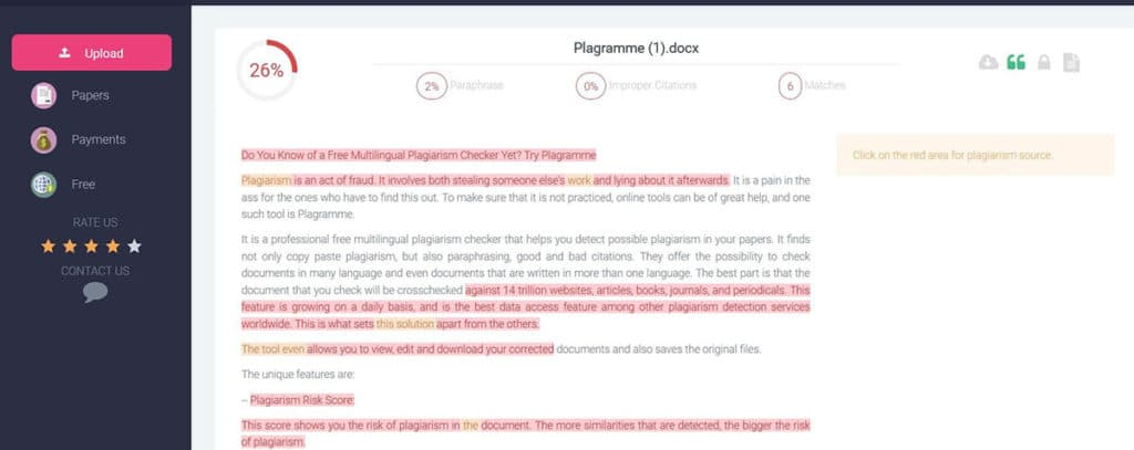 Do You Want to Check Your Paper for Plagiarism? Here Is What to Consider When Choosing the Right Plagiarism Detector