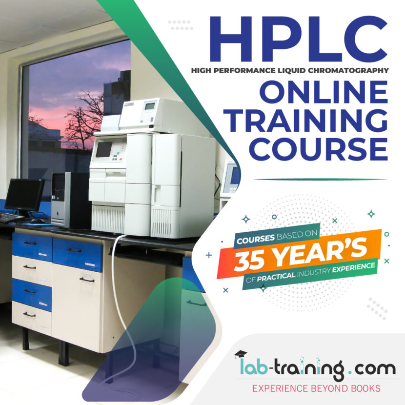 Certificate Course on HPLC