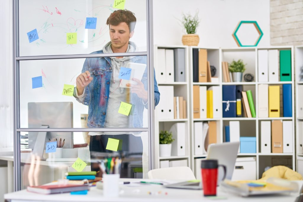 Young Startup Entrepreneur