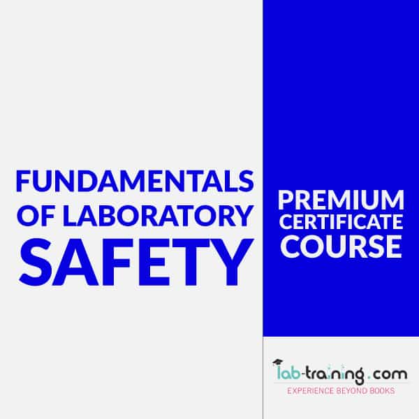 Certificate Course on Lab Safety